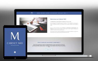 Cabinet MIO, le nouveau site du cabinet d'expertise comptable