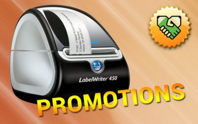 Promotions DYMO